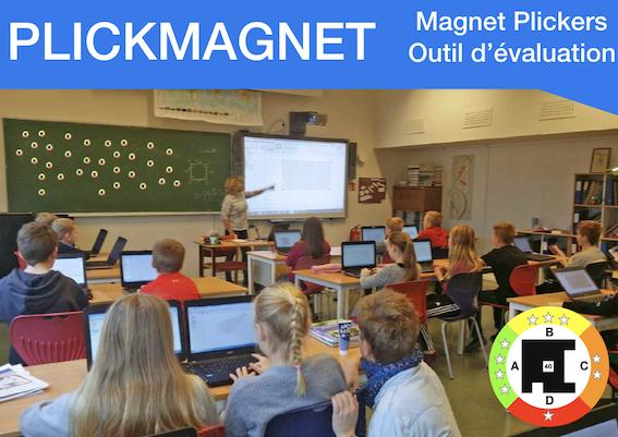 Article PlickMagnet Outil d'évaluation