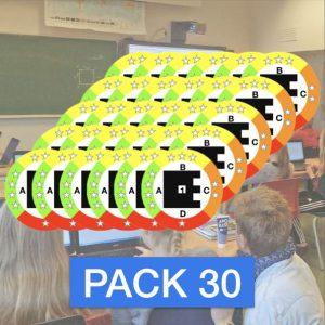 PlickMagnet Pack 30