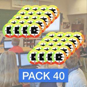 PlickMagnet Pack 40