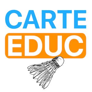 CartEduc Badminton