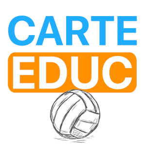CartEduc Volley-Ball